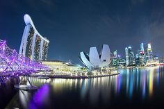 Singapore. One of my top destinations to travel! :)