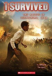 Does Henry have what it takes to survive the bloodiest battle ever fought on American soil? The Civil War comes to life for I SURVIVED readers!    The bloodiest battle in American history is about to begin. . .    It's 1863, and Thomas and his father are slaves in South Carolina. But in the chaos of the Civil War, they manage to break free and head north.