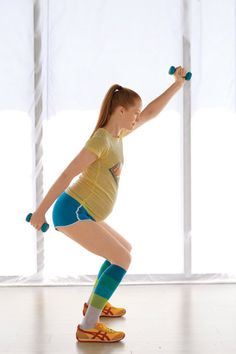 8 Pregnancy Workouts