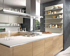Dettaglio su cucine ad angolo Snaidero - Orange - foto 12