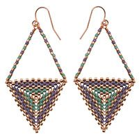 Equilateral Earrings