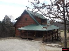 Custom cedar log home on 3 ac m/l of bluff property above the White River. Located between Mtn Home & Calico Rock AR. 2700 sq ft home has 3-4 BR, 2 BA, custom cabinets, upgraded counters & 3 stories w/views from every window! Watch the eagles soar from the upper deck, covered porch, or stay cozy by the Vermont stove through the floor to ceiling windows. Ramp access to the White is 10 min, to Norfork Lake about 20 min. Oversized 2 car garage, workshop & storage. Come grab your own piece of…