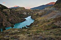 Baker River, Aysen, Chile