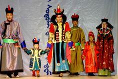 Mongolia traditional dress - Google Search