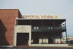 tampa brewery wedding coppertail