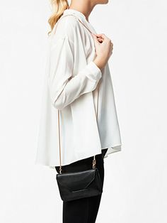 Tyra Purse - Filippa K - Black - Bags - Accessories - Women - Nelly.com