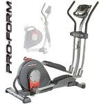 One Of The First Reviews For The ProForm 925 Folding Elliptical Trainer Model PFEL5926.  $549.99