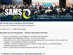 SAMS 2015