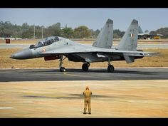 VIDEO: Indian Air Force Sukhoi-30 MKI in Airshow Action | ★ Su-27 Flanker ★