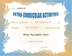 Writing competition award certificate template for ms word extracurricular activity award certificate template for ms word download at httpcertificatesinn yelopaper Images