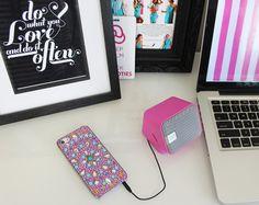Great review from TeeWii.com!! #DEMOCRACY #Revolving #Wireless #Bluetooth Portable #Speaker www.democracylife.com