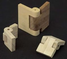 Making Wooden Hinges Step by Step _ by Gary MacKay