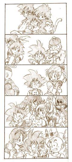 Goku's Legacy 1/5