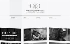40+ Clean and Minimal Website Design for Your Inspiration
