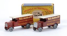 Matchbox Magic 27 | The Private Owner Yesteryear Collection | Vectis Toy…