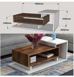 ✔Get woodworking plans that comes with step by step instructions and detailed photos. 💥Over woodworking plans With CAD/DWG software to view/edit plans High quality blueprints and schematics. Easy Woodworking Projects, Woodworking Furniture, Home Furniture, Furniture Design, Woodworking Tools, Popular Woodworking, Diy Wood Projects, Wood Crafts, Centre Table Living Room