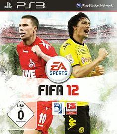 FIFA 12 (Sony PlayStation 3, 2011)