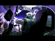 Red Bull Stratos - Felix Baumgartner - Freefall From The Edge Of Space Felix Baumgartner, Red Bull, Adventure Capitalist, Defying Gravity, Walk The Earth, World Trade Center, World Records, Out Of This World, History Books