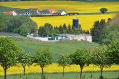 Stillstand: Nach der Havarie Ende März ist die Betreibergesellschaft der Biogasanlage in Bilshausen in Insolvenz gegangen.