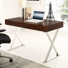 Found it at AllModern - Sector Writing Desk