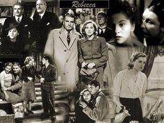 Rebecca - Black & White Movies Wallpaper (698885) - Fanpop