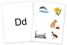 The Preschool Corner: Letter D