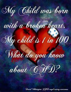 Congenital Heart Defect Awareness Week Feb 7-14