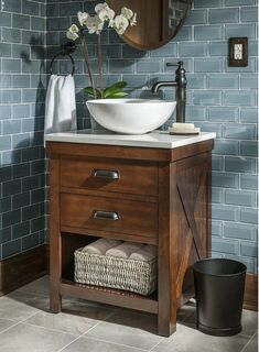 Small Bathroom Sinks Ideas Check out these ways of making your small bathroom sink look beautiful and luxurious!Check out these ways of making your small bathroom sink look beautiful and luxurious! Small Sink, Small Bathroom Vanities, Bathroom Storage, Bathroom Interior, Bathroom Ideas, Bathroom Pink, Master Bathroom, Small Bathroom Cabinets, Corner Cabinets