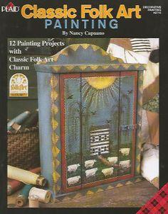 Classic Folk Art Painting - Nancy Capuano