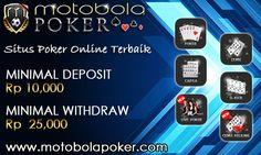 Judi Poker Terpercaya - Agen judi poker online terpercaya dan terbaik di indonesia dengan banyak permainan dalam 1 id 6 game dan dapatkan bonus referral 15%.