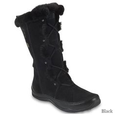New winter boots now that I'm back in snow country