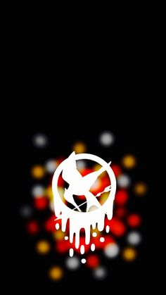 Hunger Games wallpaper.