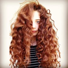 """""""That's why her hair is so big. It's full of secrets.""""  Lush caca rouge henna!"""