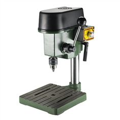 Variable-Speed Mini Drill Press  http://www.riogrande.com/Product/Variable-Speed-Mini-Drill-Press/330012?Pos=6#BVRRWidgetID