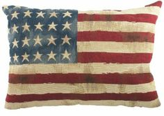 Evans Lichfield Stars and Stripes Tapestry Cushion, 18 x 13 Inch, Polyester Fibre Filled: Amazon.co.uk: Kitchen & Home