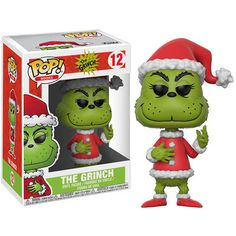 The Grinch joins Pop! vinyl for the first time and is aided by his dog Max! #funko #collectibles