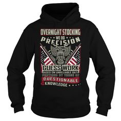 Overnight Stocking Job Title T-Shirts, Hoodies. VIEW DETAIL ==► https://www.sunfrog.com/Jobs/Overnight-Stocking-Job-Title-T-Shirt-103771560-Black-Hoodie.html?id=41382