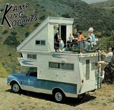 How To Choose The Best Type Of Camper - family camping site Truck Camper, Mini Camper, Camper Van, Truck Tent, Kombi Trailer, Trailer Park, Camper Trailers, Retro Campers, Cool Campers