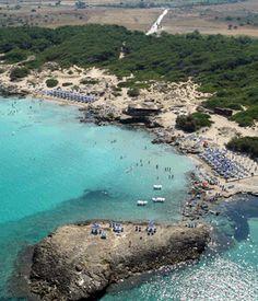 I Caraibi li trovi nel Salento, a Punta della Suina | Vizionario