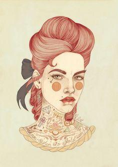 Liz Clements is a freelance artist/illustrator based in London