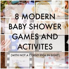 Ask Lenya: Can You Suggest Some Non Corny Baby Shower Games And Activity Ideas?