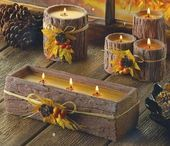 Stunning Indoor Christmas Candle Inspirations For Christmas Table – Easyday - Christmas Decorations Christmas Candle Holders, Christmas Candles, Christmas Diy, Christmas Decorations, Candle Decorations, Rustic Christmas, Candle Art, Candle Shop, Candle Lanterns