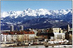 Grenoble- have been. Wish mum and dad would move back there so I could visit again!