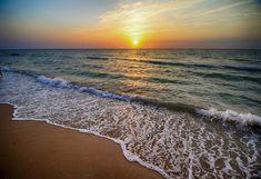 Азовское море. Крым. Щелкино
