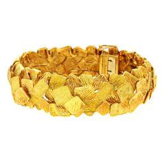 Modernist French Fifties Bracelet