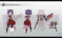 Shardbound by Spiritwalk Games - Art Drop! — polycount