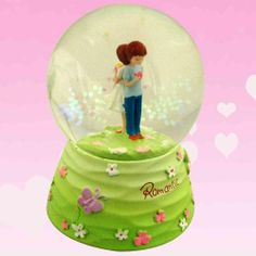 Romantic Moment : Love Globes,Indian Gifts Portal