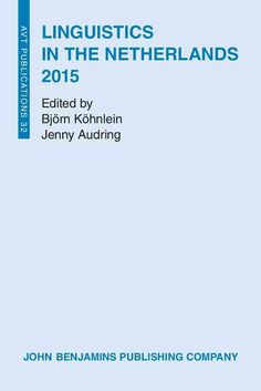 Linguistics in the Netherlands 2015