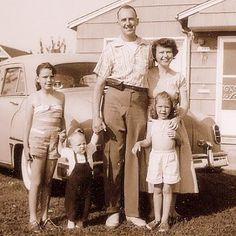 1950's Family