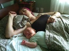 Pediatric Politics: How Dire Warnings Against Infant Bed Sharing 'Backfired'